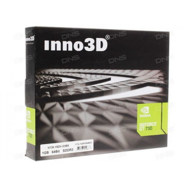 INNO3D GeForce GT730 2GB DDR3 (N730-1SDV-E3BX)