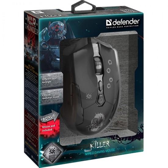 Defender Killer GM-170L, USB, žična