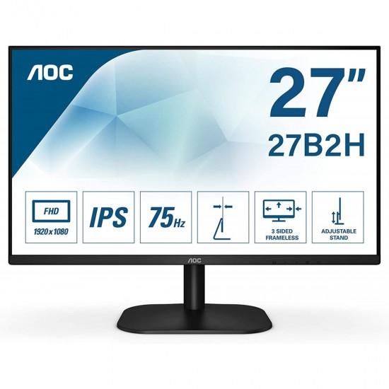 AOC IPS monitor 27B2H
