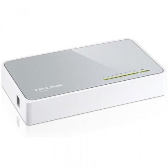 TP-LINK TL-SF1008D 8 portni switch