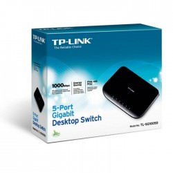 TP-LINK TL-SG1005D 5 portni Gigabit switch