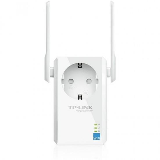 TP-LINK TL-WA860RE N300 z vtičnico WiFi ojačevalec extender
