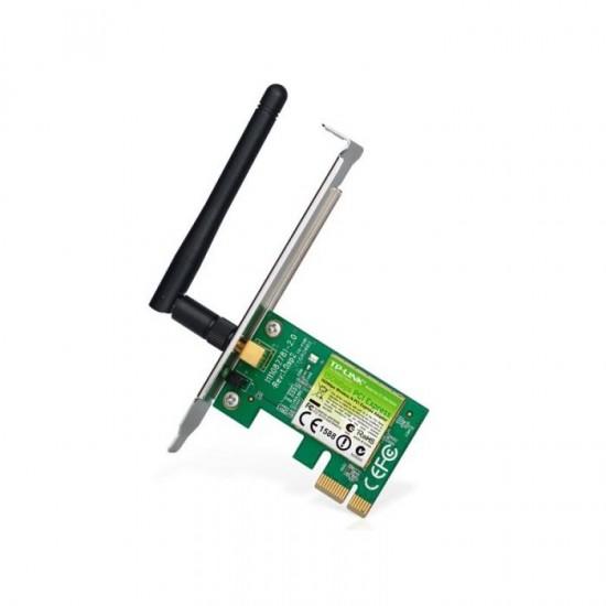 TP-LINK TL-WN781ND brezžična PCI Express mrežna kartica