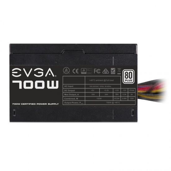 EVGA 700 W1 700W (100-W1-0700-K2) 80 Plus White napajalnik