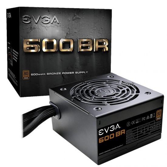 EVGA 600 BR 600W (100-BR-0600-K2) 80 Plus Bronze napajalnik