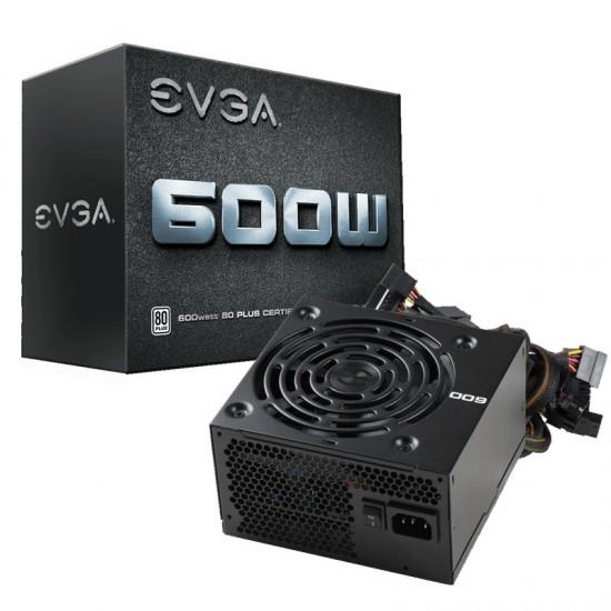EVGA 600 W1 600W (100-W1-0600-K2) 80 Plus White napajalnik