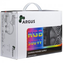 Inter-Tech Argus RGB-500W II 80 Plus Bronze ATX napajalnik