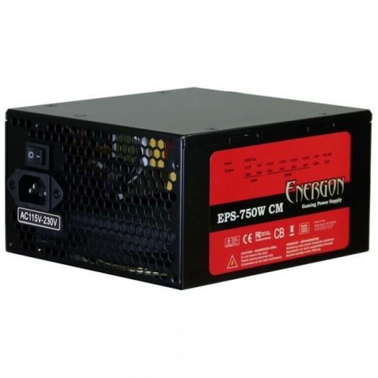 Inter-Tech EPS-750W CM Energon 750W modularni ATX napajalnik