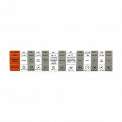 Polnilec za prenosnike, univerzalen, 90W, SBOX A-901