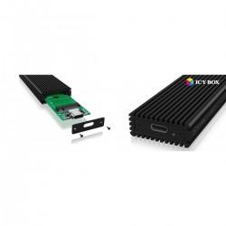 Icybox USB 3.1 ohišje za M.2 NVMe SSD (IB-1816M-C31)
