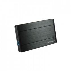 "LC-Power LC-25U3 Diadem zunanje ohišje, 2.5"" SATA, USB 3.0, črno"