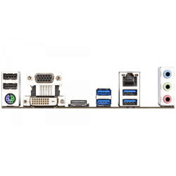 Gigabyte B460M DS3H, LGA1200, mATX