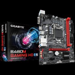 Gigabyte B460M GAMING HD, LGA1200, mATX