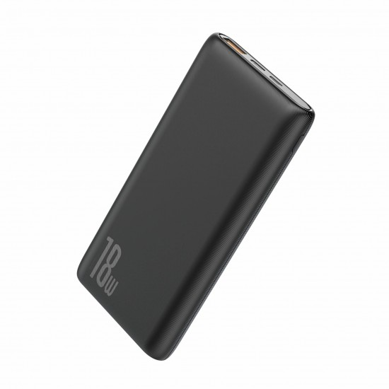 Polnilna baterija Baseus Power Bank 10.000, 18W, PD, QC3