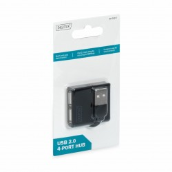 USB hub s 4 vhodi Digitus