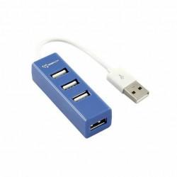 USB hub s 4 vhodi SBOX H-204