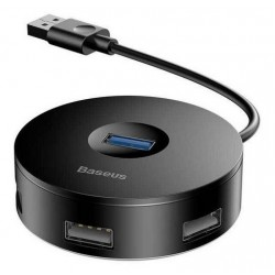 USB hub adapter BASEUS round box (CAHUB-F01)