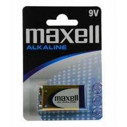 Baterija Maxell 6LR-61, 9V, alkalna