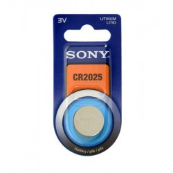 Baterija Sony CR2025