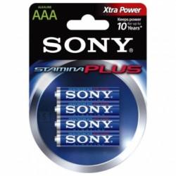 Baterija Sony AA (LR03), 4 kos, alkalna