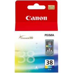 Canon kartuša CL-38