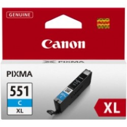 Canon kartuša CLI-551XL Cyan