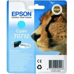 Epson kartuša T0712 Cyan