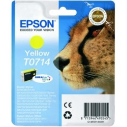 Epson kartuša T0714 Yellow
