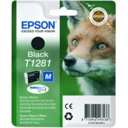 Epson kartuša T1281 BK