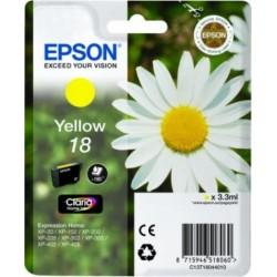 Epson kartuša T1804 Yellow