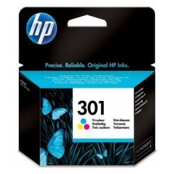 HP kartuša 301 barvna (CH562EE)