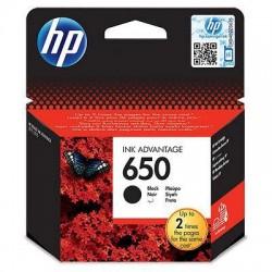 HP kartuša 650 črna (CZ101AE)