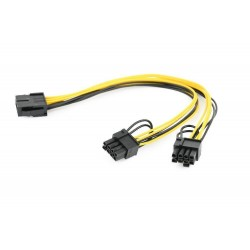 Adapter DC 8pin na 2x 8pin za grafične kartice PCI-express