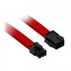 Nanoxia kabel 6-pin PCI-E podaljšek, 30cm, rdeč