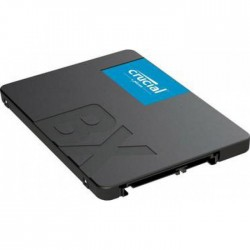 """Crucial BX500 240GB 3D NAND SATA 2.5"""" SSD (CT240BX500SSD1)"""