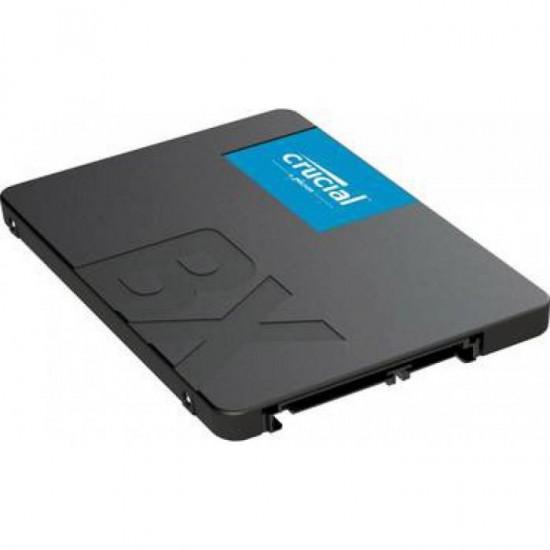 Crucial BX500 480GB 3D NAND SATA 2.5 SSD (CT480BX500SSD1)