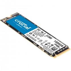 Crucial P2 1000GB 3D NAND NVM PCIe M.2 SSD (CT1000P2SSD8)