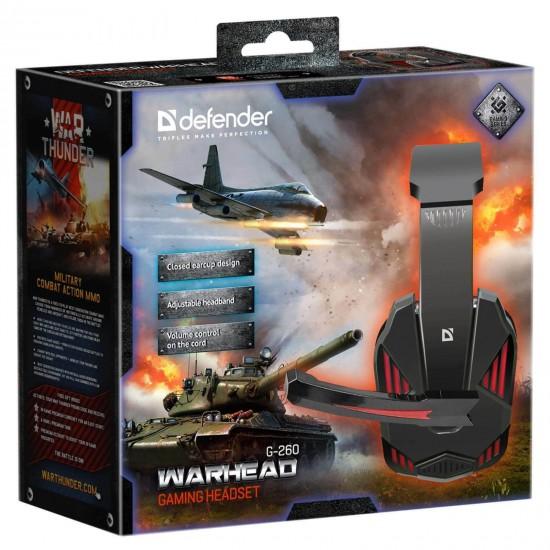 Defender G-260, slušalke z mikrofonom