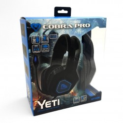 Media-Tech Cobra PRO Yeti (MT3599), slušalke z mikrofonom