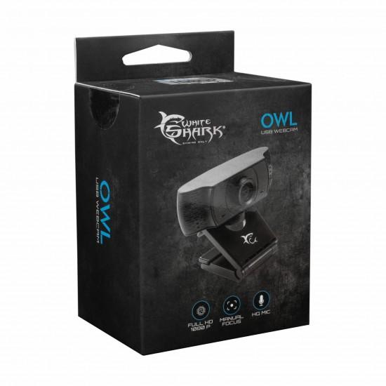 Spletna kamera WHITE SHARK GWC-004 OWL