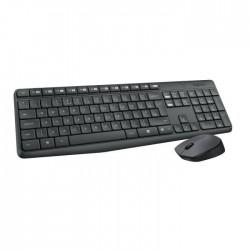 Logitech Desktop MK235 USB brezžična