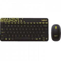 Logitech Desktop MK240 USB brezžična