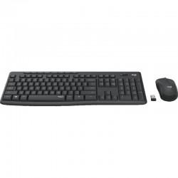 Logitech MK295 Silent Combo USB brezžična