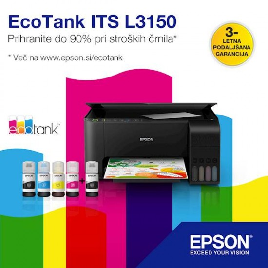EPSON EcoTank ITS L3150