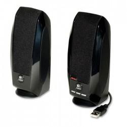 Logitech S150 2.0 1.2W USB črni